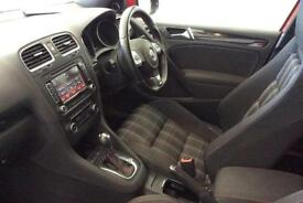 Volkswagen Golf 2.0 TSI ( 210ps ) DSG 2010MY GTi FROM £41 PER WEEK!