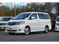2006 (06) TOYOTA ALPHARD AS 2.4 VVTi Automatic 8 Seater MPV Estima Previa