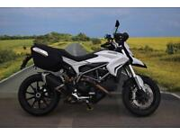 Ducati Hyperstrada **Panniers, R&G Bobbins, ABS, Fly Screen**