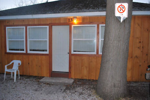 """Student friendly """"Wayne's World"""" in Grandbend Cottages for rent"""