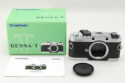 Пленочные фотокамеры Top Mint Voigtlander Bessa-T