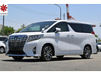 2015 (15) TOYOTA ALPHARD 2.5 G Automatic 8 Seater People Carrier MPV E51 Elgrand