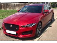Jaguar XE S 2015 only 9500 miles