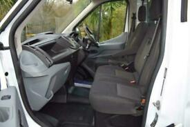2018 Ford Transit 2.0 350 EcoBlue Premium RWD L4 EU6 2dr (DRW) Dropside Diesel M