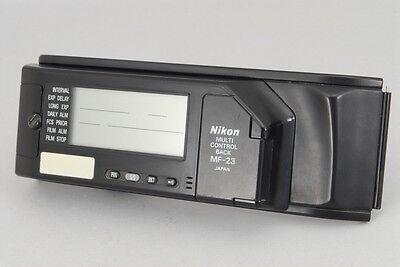 Запчасти для пленочной 【Excellent+++++】Nikon MF-23 DATA