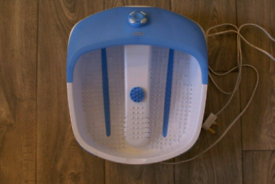Foot spa pedicure good quality, Good condition NEEDS TO SELL