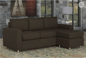 Brand new 2 pcs sectional is on sale for $648 only+FREE DELIVERY