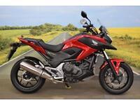 Honda NC 750 XA-E **ABS, Datatag Protection, Fly Screen**