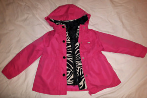Girl's Jacket 2 pieces