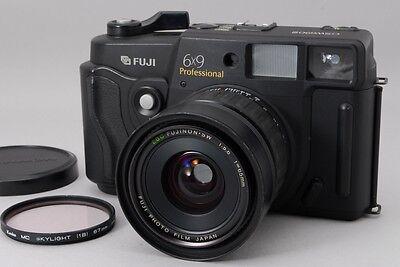 Пленочные фотокамеры [Exc+++++] FUJI GSW690 III