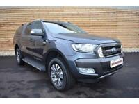 Ford Ranger 3.2TDCi ( 200PS ) 4x4 Wildtrak D/Cab Pick-Up