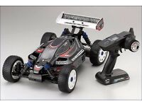Kyosho Inferno VE Race Spec R8 Brushless Buggy