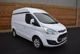 Ford Transit Custom 2.2TDCi ( 155PS ) 270 L1H2 Limited Van