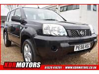 2006 Nissan X-trail SE 2.2 DCI 6 Speed Manual 2WD 105K F/S/H