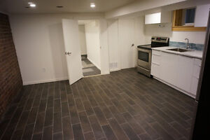 Great NEW Basement apt Woodbine/Gerrard