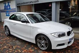 BMW 123 2.0 123d SPORT PLUS EDITION (white) 2012