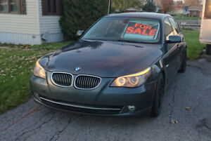 Bmw 535i Sport Package - rare 6-speed manual
