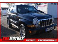 2005 Jeep Cherokee LIMITED CRD - 2.8L DIESEL AUTO - 2/4WD - DRIVE AWAY TODAY