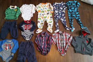 Boys 24-Month Size Clothes - $35 for all