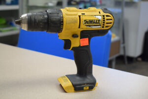 DeWalt DCD771 20V MAX Cordless Drill/Driver, Tool Only (#2540)