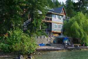 Freehold Cabin on Kalamalka Lake
