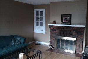 Main floor of house for rent (Near U de M and Moncton Hospital)