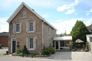 RESIDENTIAL/COMMERCIAL PROPERTY IN DOWNTOWN BROCKVILLE
