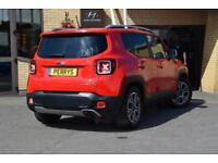 2017 JEEP RENEGADE 1.4 Multiair Limited 5dr