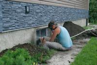 1 man concrete cutting