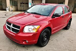 2008 Dodge Caliber 4 Cylinder Like new!