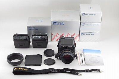 Пленочные фотокамеры [Near Mint] Mamiya RZ67