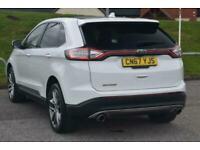 2017 Ford Edge 2.0 TDCi 210 Titanium [Lux Pack] 5dr Powershift Auto 4x4 Diesel A