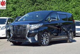 2016 (66) TOYOTA ALPHARD Executive Lounge 3.5 V6 Vellfire Automatic Elgrand