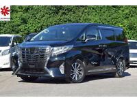 2016 (66) TOYOTA ALPHARD Executive Lounge 3.5 V6 Vellfire Automatic Elgrand