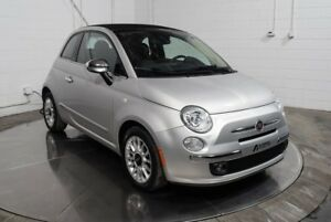 2012 Fiat 500 LOUNGE CUIR MAGS A/C