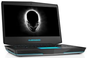 ALIENWARE 14'' GAMING ,QUAD  i7 Turbo 3.4GHZ 16GB 1TB + SSD 128GB GeForce GTX 765M