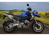 BMW R1200GS **Centre Stand, Hand Guards, ABS, ASC, ESA**
