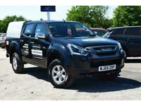 2019 Isuzu D-Max 1.9 Eiger Double Cab 4x4 Double Cab Pick Up Diesel Manual