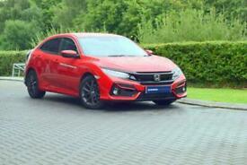 image for 2021 Honda Civic 1.0 VTEC Turbo 126 SR 5dr Hatchback Petrol Manual