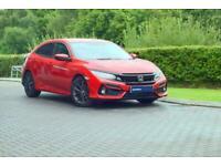 2021 Honda Civic 1.0 VTEC Turbo 126 SR 5dr Hatchback Petrol Manual