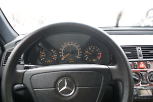 2000 Mercedes-Benz C230 Kompressor Supercharged motor