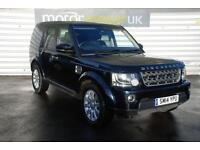 2014 Land Rover Discovery 4 Xs Commercial Sd V6 Very big spec see below VATQ...