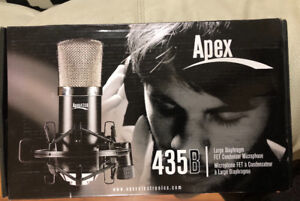 APEX Condenser Microphone, Never Used