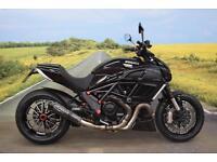 Ducati Diavel **GPR Exhaust, ABS, Keyless Start, Tail Tidy, Long MOT