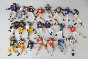 Football Collectibles - Figures, helmets and MORE!!