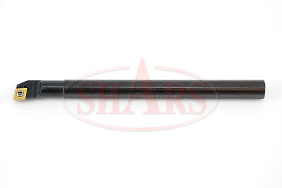 Shars 5 8  X 8  Rh Sclcr Indexable Boring Bar Holder Ccmt New