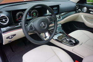 2017 Mercedes E-Class E300 4MATIC w/Excess Wear Care Protection