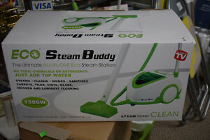 ** New in Box ** ECO Steam Buddy System