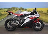 Yamaha YZF-R6 **Excellent Condition, Braided Hoses, Paddock Bobbins**