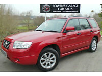 2008 (57) SUBARU FORESTER 2.0 XC AUTO 4X4 5DR - 2 OWNERS - FULL SUBARU S/HISTORY
